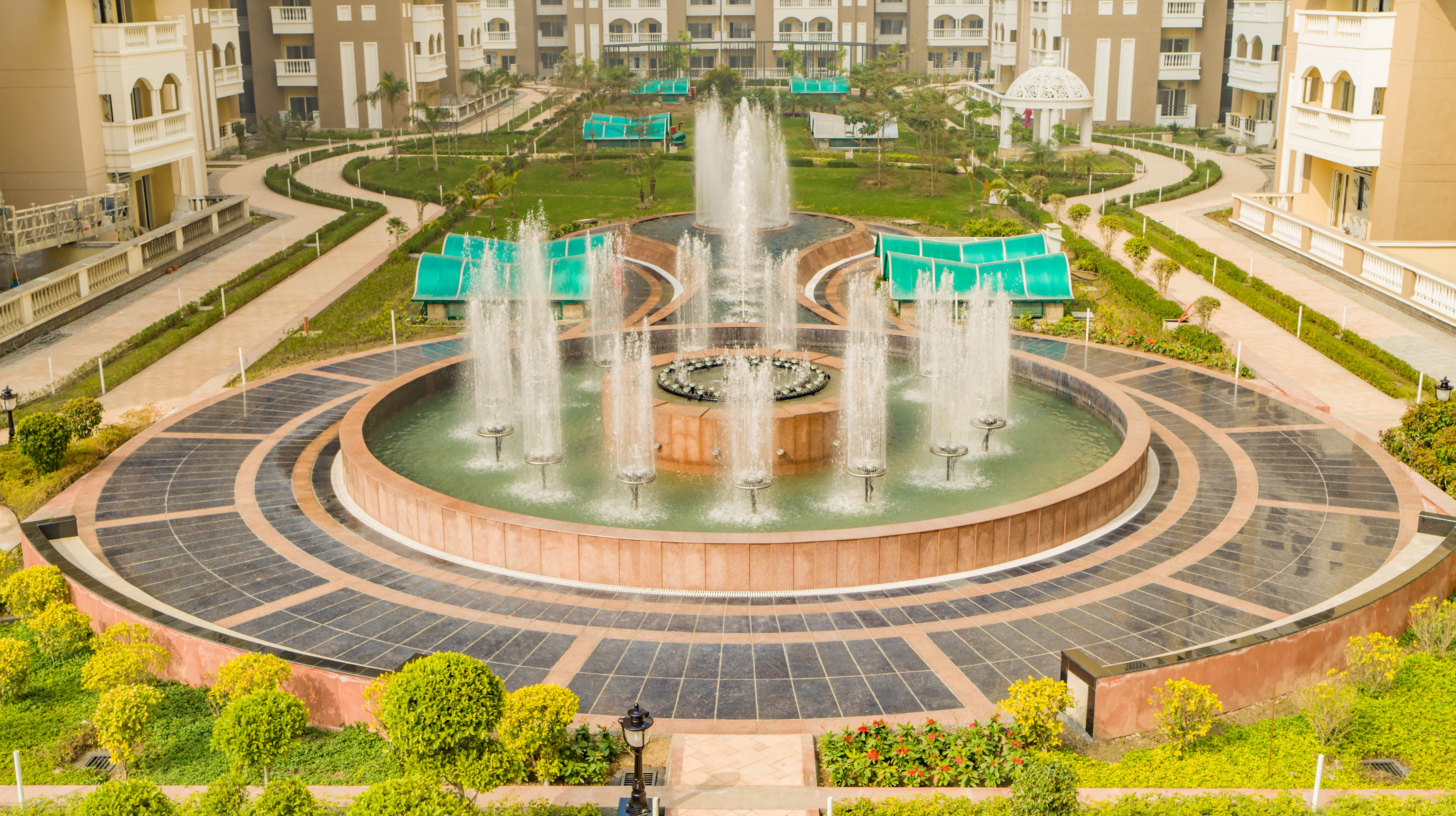 Why is senior citizen friendly environment important in housing societies?