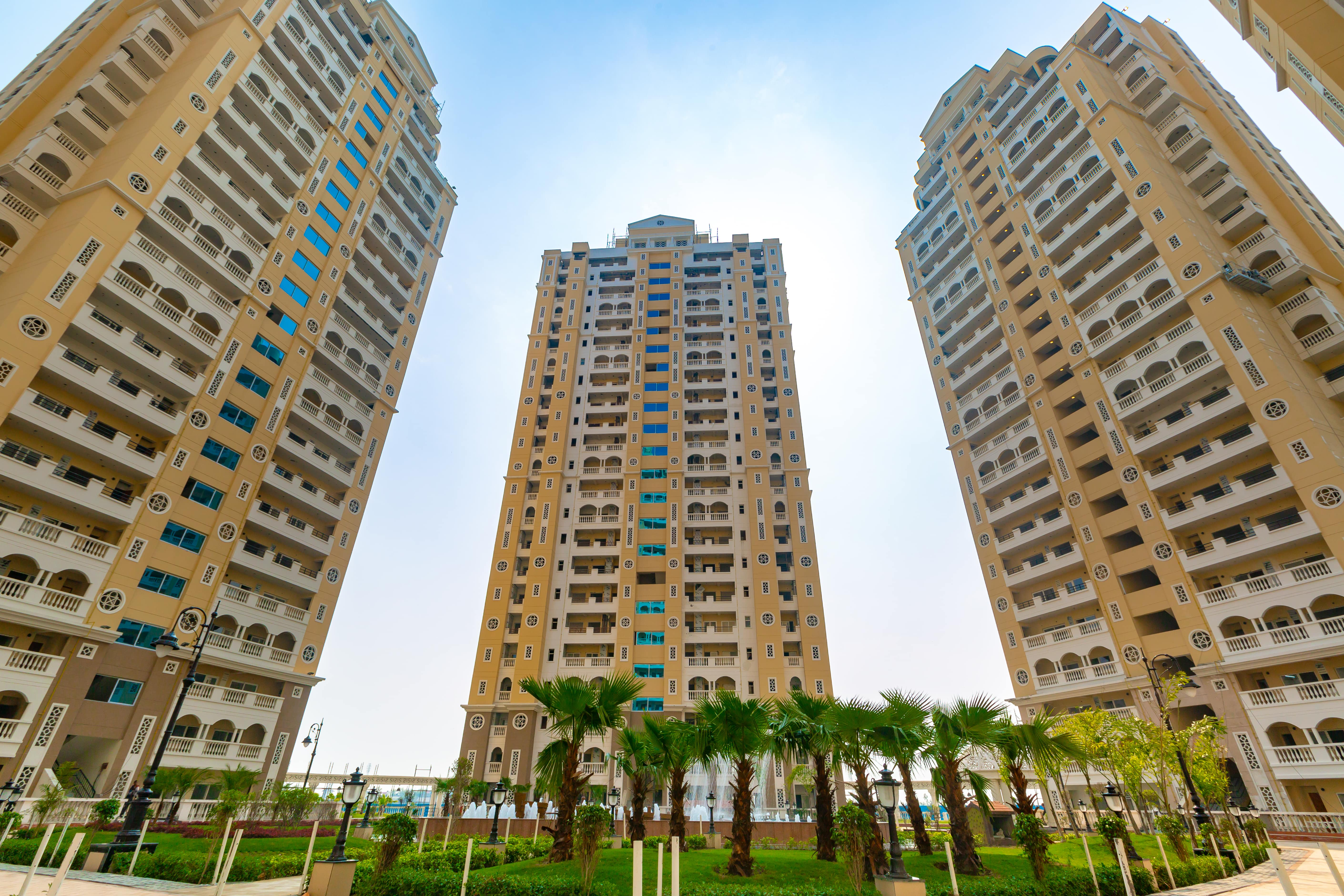 Are you thinking of settling in Noida as your permanent residence?